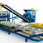 Шлакоблоки: виробництво, обладнання та технологія