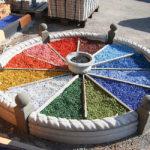 Виробництво кольорового щебеню